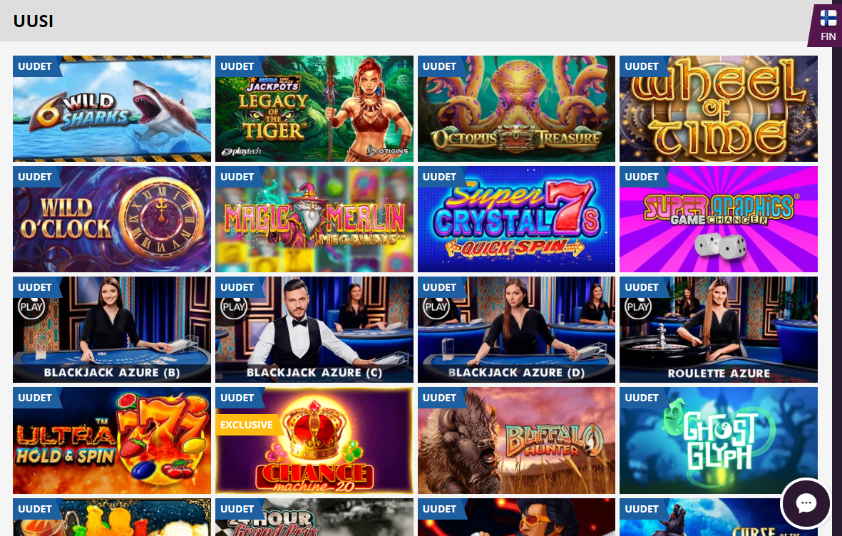 Ilmainen Bitcoin casino 40 hot